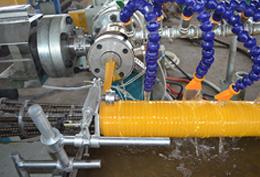 鑫翔宇卫生级软管生产设备