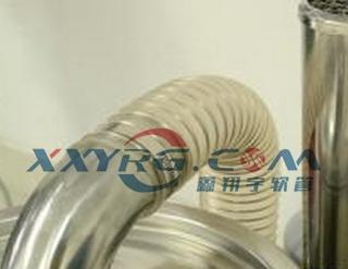 PU钢丝软管用于配套工业吸尘器吸尘软管使用