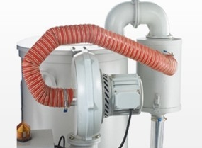耐高温软管用于干燥机烘料通风排气用