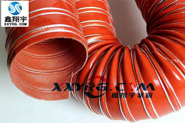 XY-0406矽胶耐高温风管