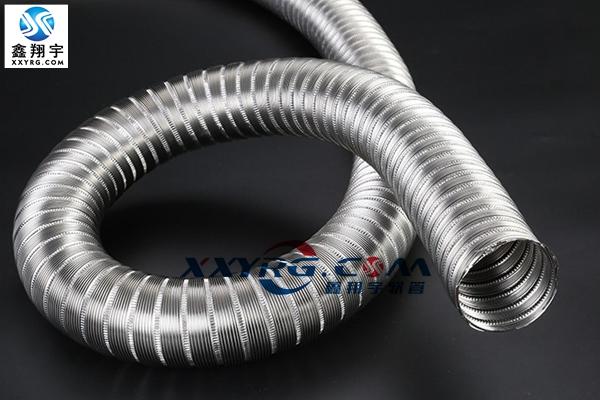 XY-0429不锈钢风管