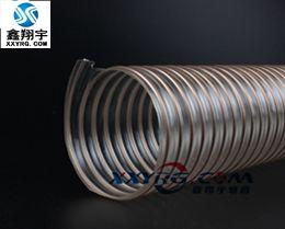XY-0301PU钢丝伸缩管0.6mm