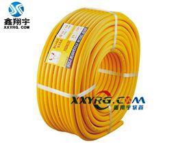 XY-0204 耐高压胶管 pvc黄色高压胶管 空压机用软管