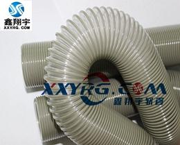 XY-0201 PVC弹簧钢丝伸缩管