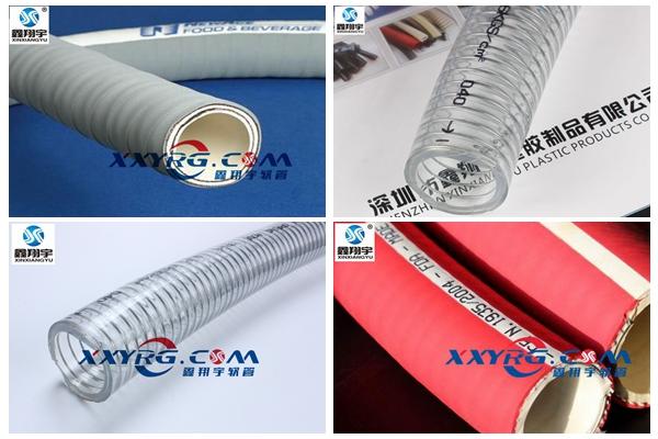 食品级软管,食品级钢丝软管图片