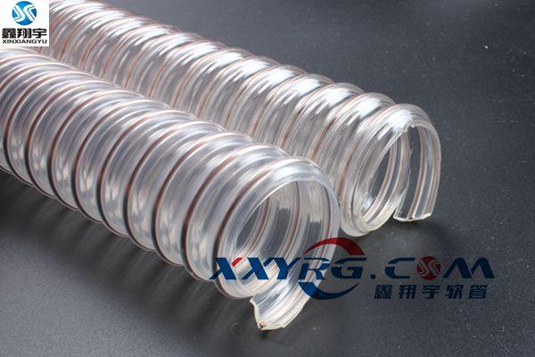 镀铜钢丝软管,pu钢丝软管图片