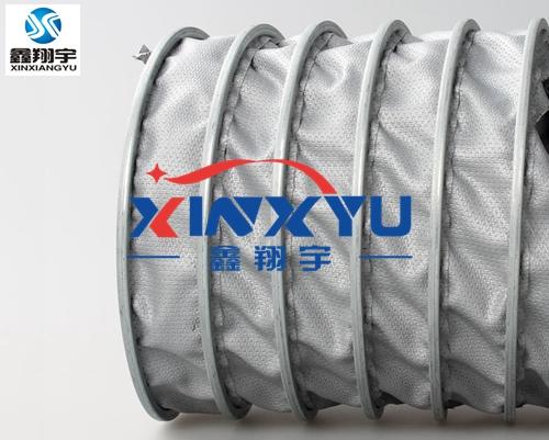 XY-0408耐高温伸缩风管图片
